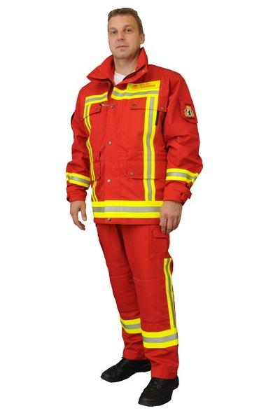 Rettungssanitäter kleidung  Berliner Feuerwehr - Leichte Einsatzkleidung