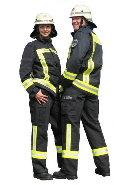 Berliner Feuerwehr - Leichte Einsatzkleidung