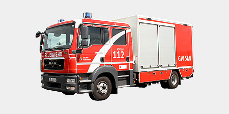 Alarm alarm der feuerwehr gangbang - 3 5